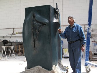The Box; S. Mohammad at work