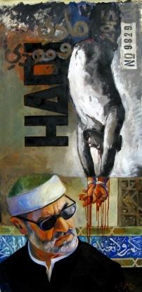 Hadi, Painting; H Alusi