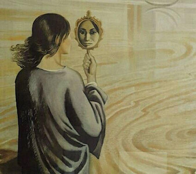 Mirror, M Ahmed
