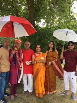 The 2018 Boishakhi Mela in London