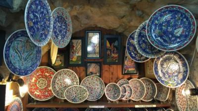 الخزف الأرمني في القدس